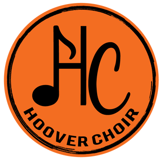 Hoover High Choral Department Official Logo